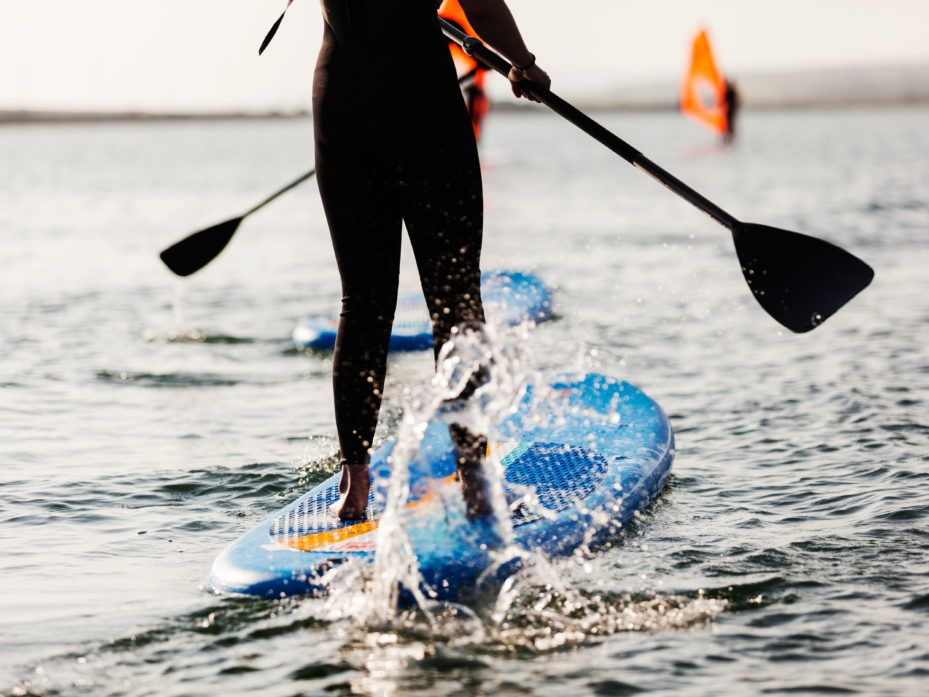 How To Use Physics To Paddle Board Like A Pro Standup Paddle Paddle Boarding Paddle
