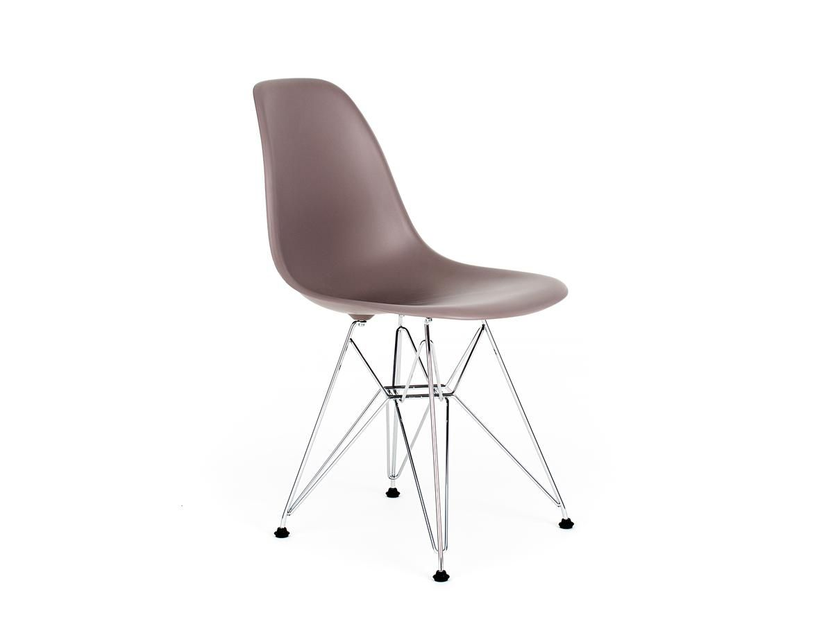 Vitra Eames Plastic Side Chair Dsr By Charles Ray Eames 1950 Designer Furniture By Smow Com Mauve 225 W Advance Pay Chair Side Chairs Eames Plastic Chair