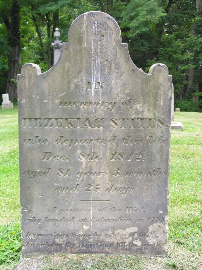Hezekiah Stites, Sr (1761 - 1842) - Find A Grave Photos