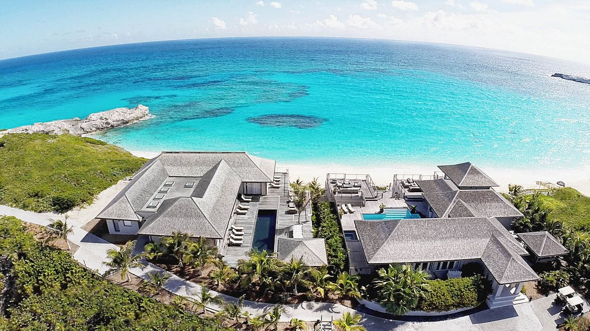 Staniel Rents - Staniel Cay Luxury Villa Rentals Bahamas