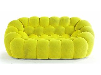 The Bubble Sofa From Sacha Lakic By Roche Bobois Resembles A Basket Of  Balloons With The Option Of A Matching Footstool