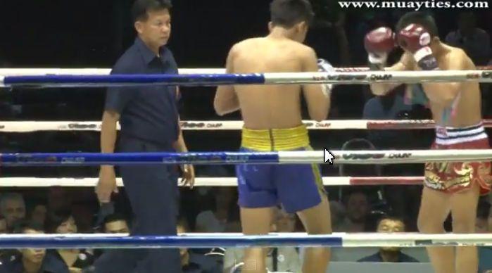 Video: Saksit vs Petch - Lumpini Stadium, 31st January 2014
