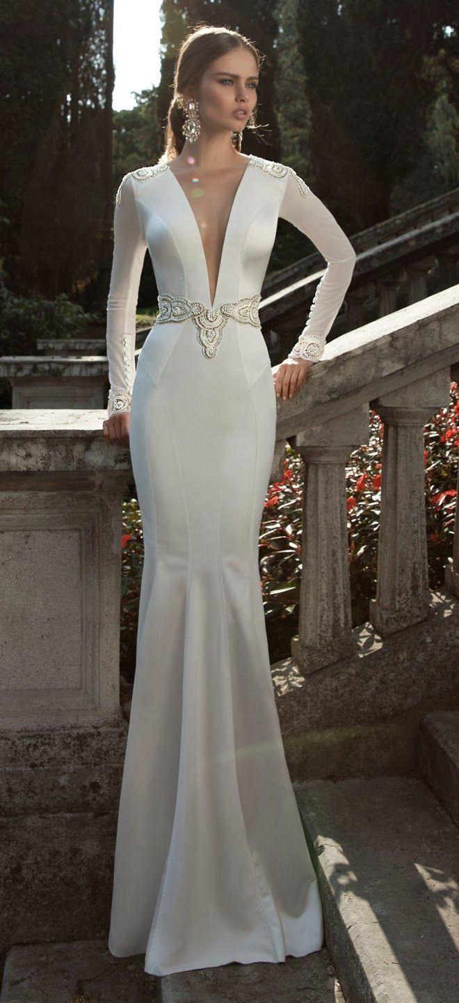 Silhouette wedding dresses simple bridal  Simple but stunning  Sewing patterns  Pinterest  Wedding dress