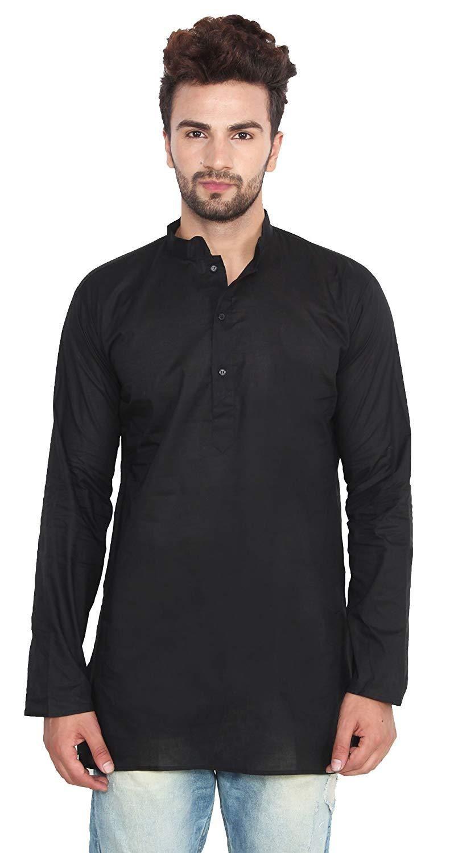 Maple Clothing Mens Cotton Kurta Pajama Indian Party Wear