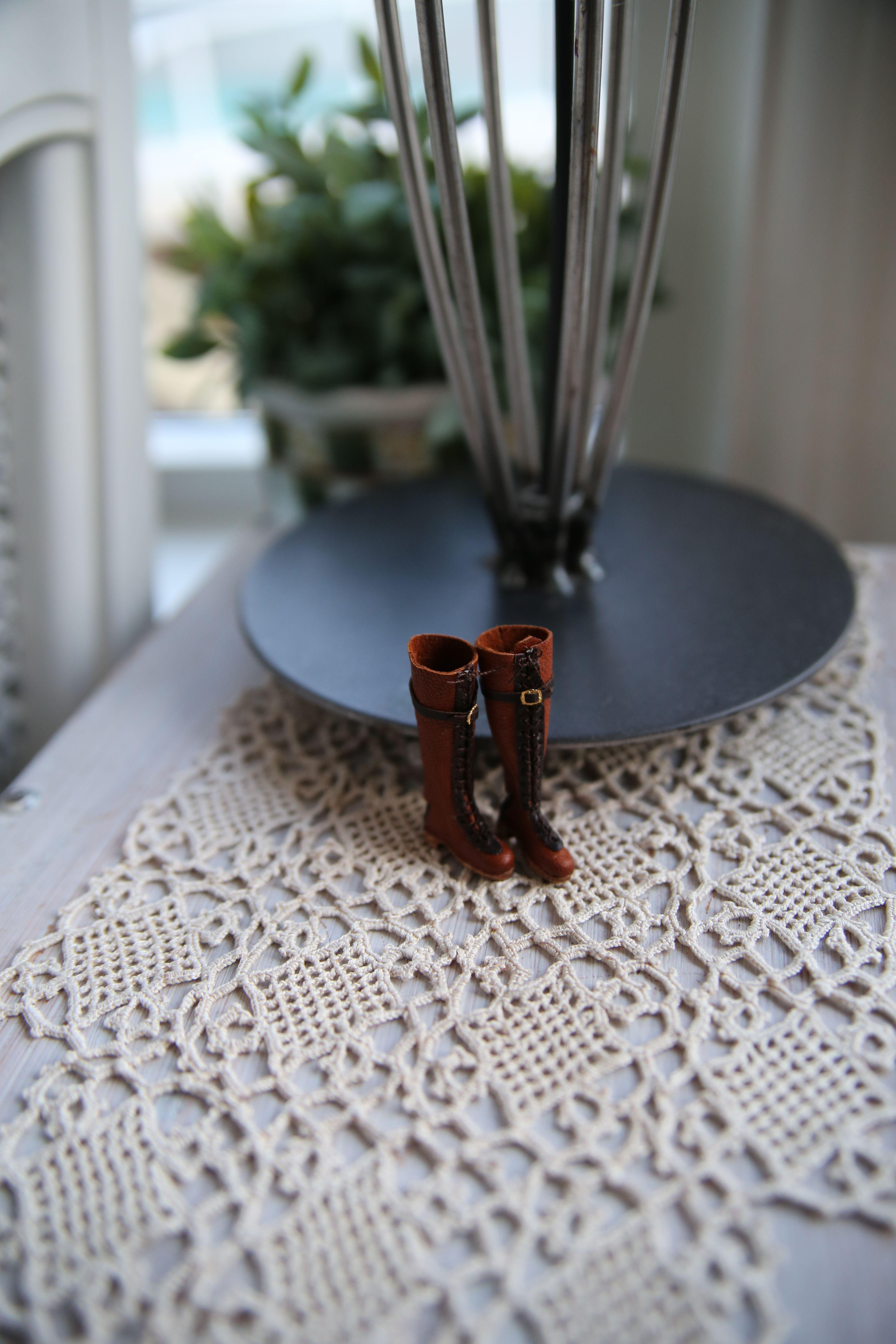 My handmade boots/riding boots :-D