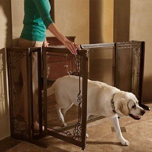 Cool Dog Gate Products 34 H Expandable Free Standing