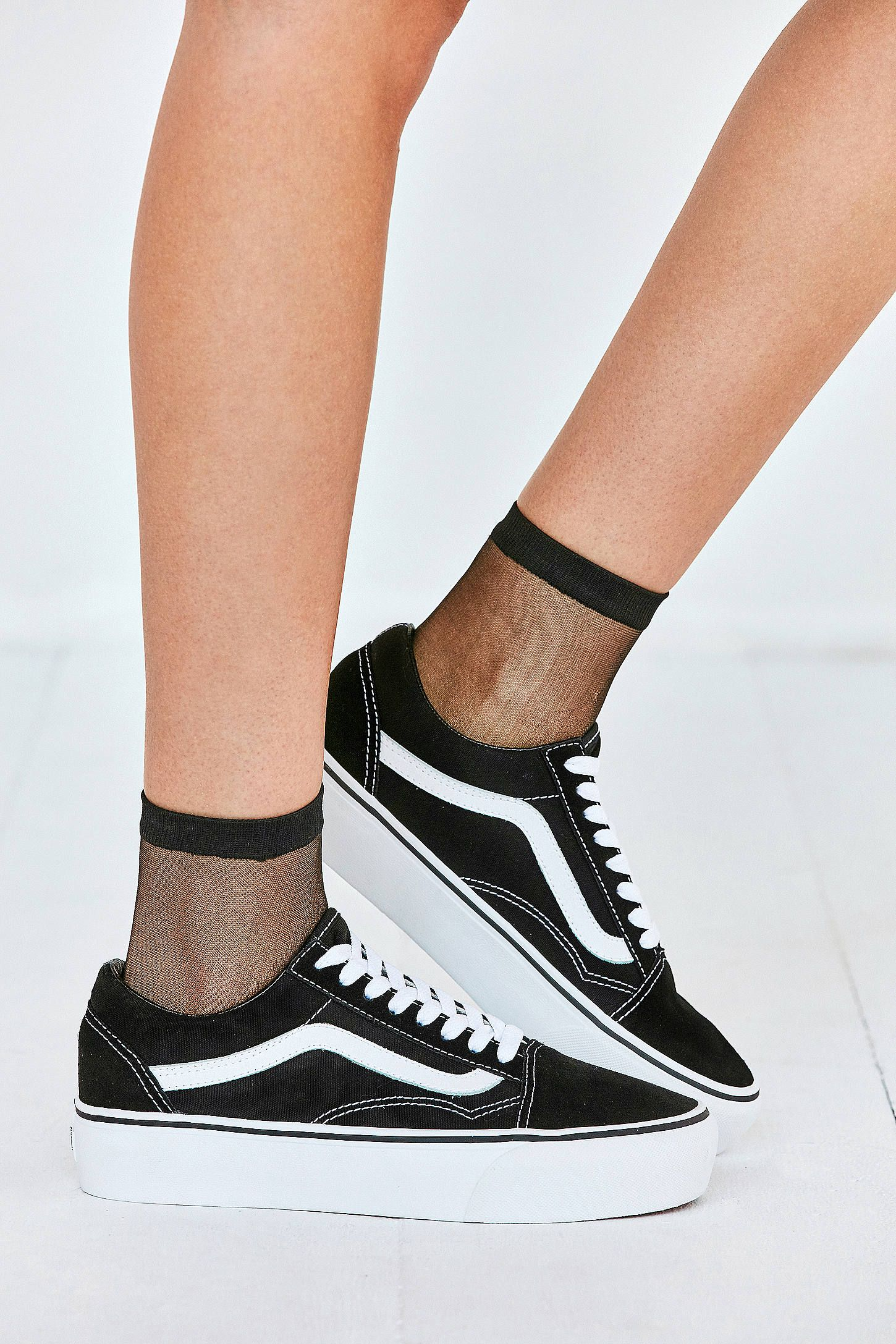 Shop Vans Old Skool Platform Trainers at Urban Outfitters today. We carry  all the latest