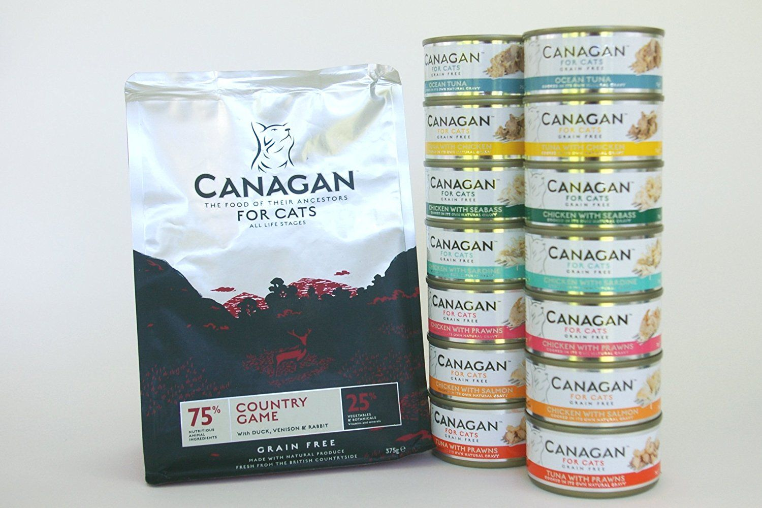 Canagan Wet And Dry Food Mixed Selection Visit The Image Link For More Details Catfood Cat Food Wet And Dry Food