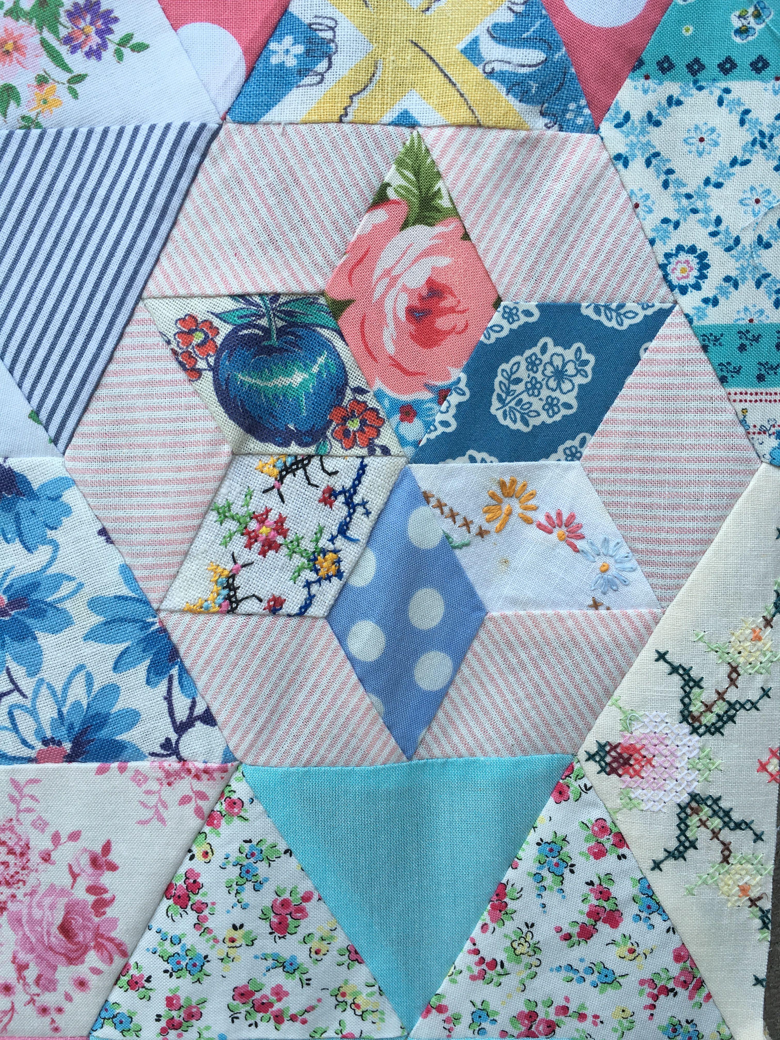 Pin von Treehouse Textiles auf Patchwork | Pinterest
