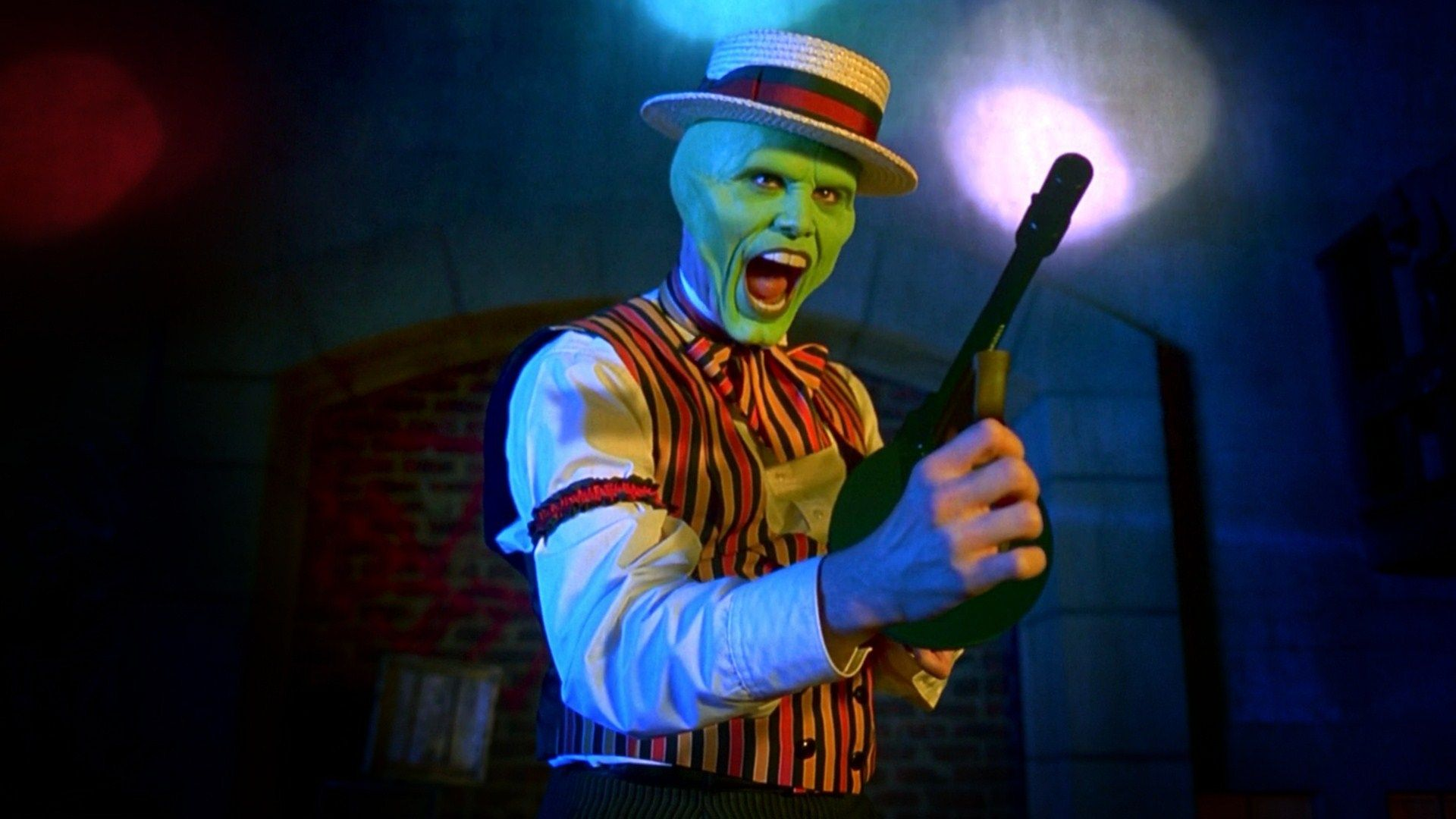 The Mask Jim Carrey Wallpaper Classic Movie Posters Classic Movies Film Fan