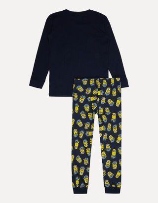 Pyjama mit Minions™-Print