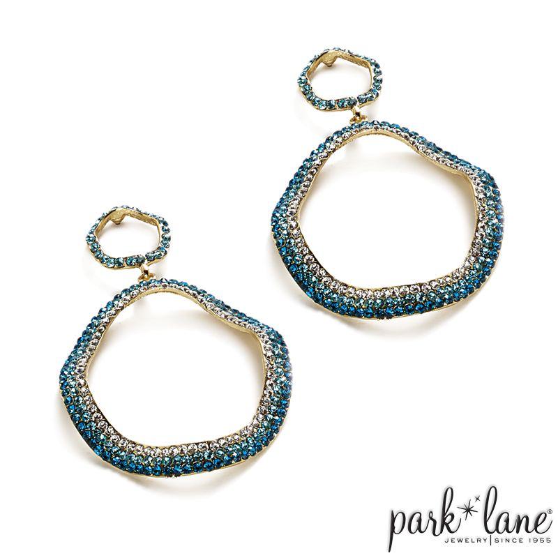 Ombre Pierced Earrings | Park Lane Jewelry