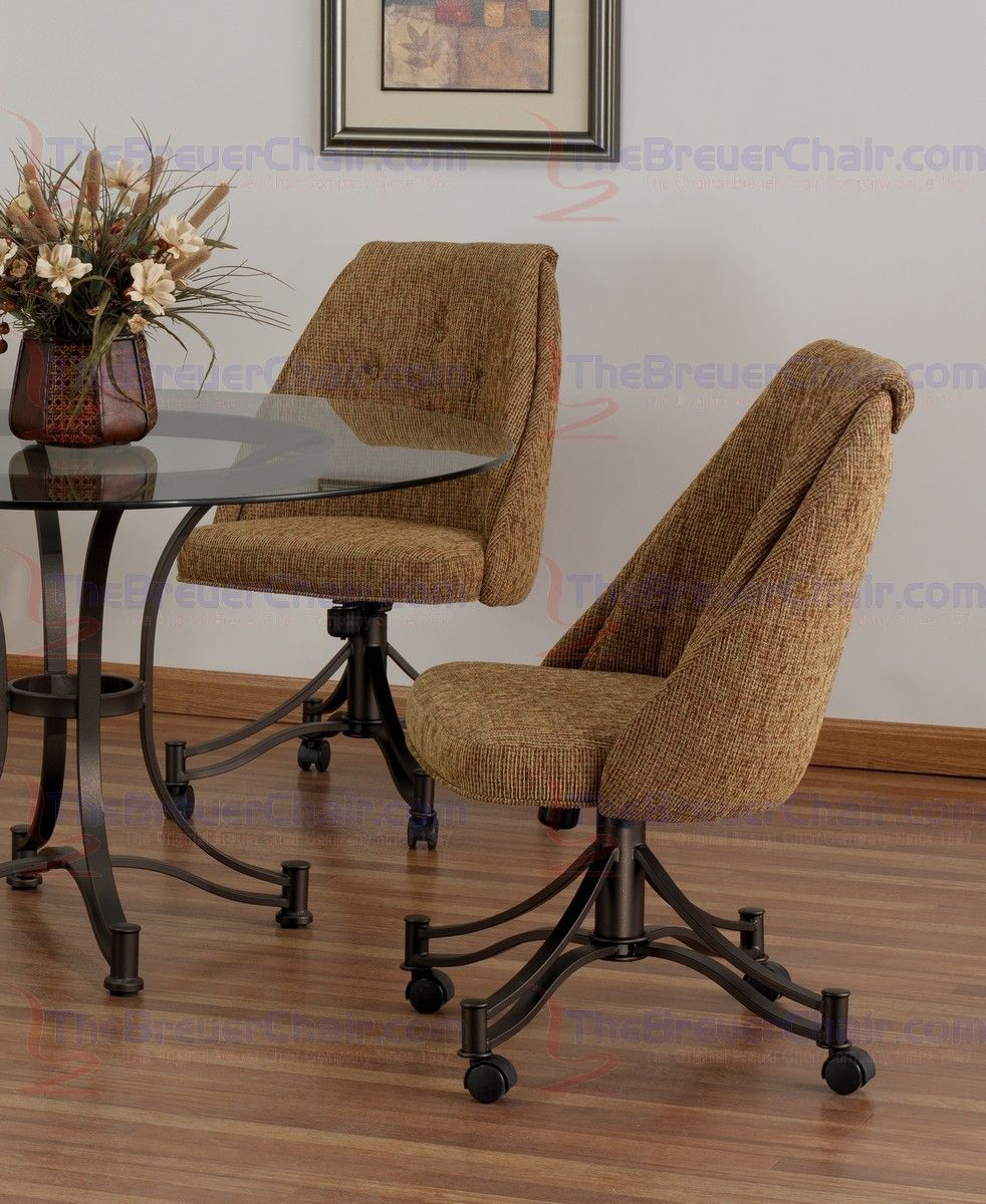 55 Dining Chairs Casters Swivel Modern Used Furniture Check More At Http