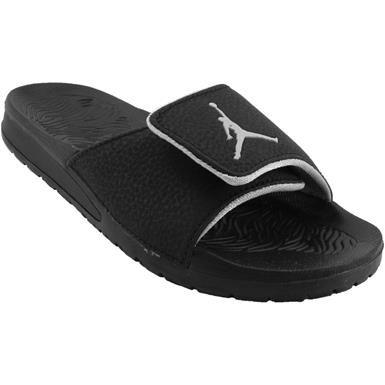 52ac1ee477a94 Air Jordan Hydro 6 Bp Sandals - Boys Black Wolf Grey