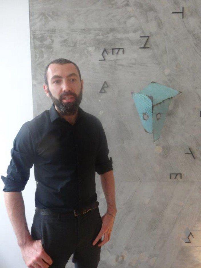 Vincent Honore David Roberts Art Foundation Curator