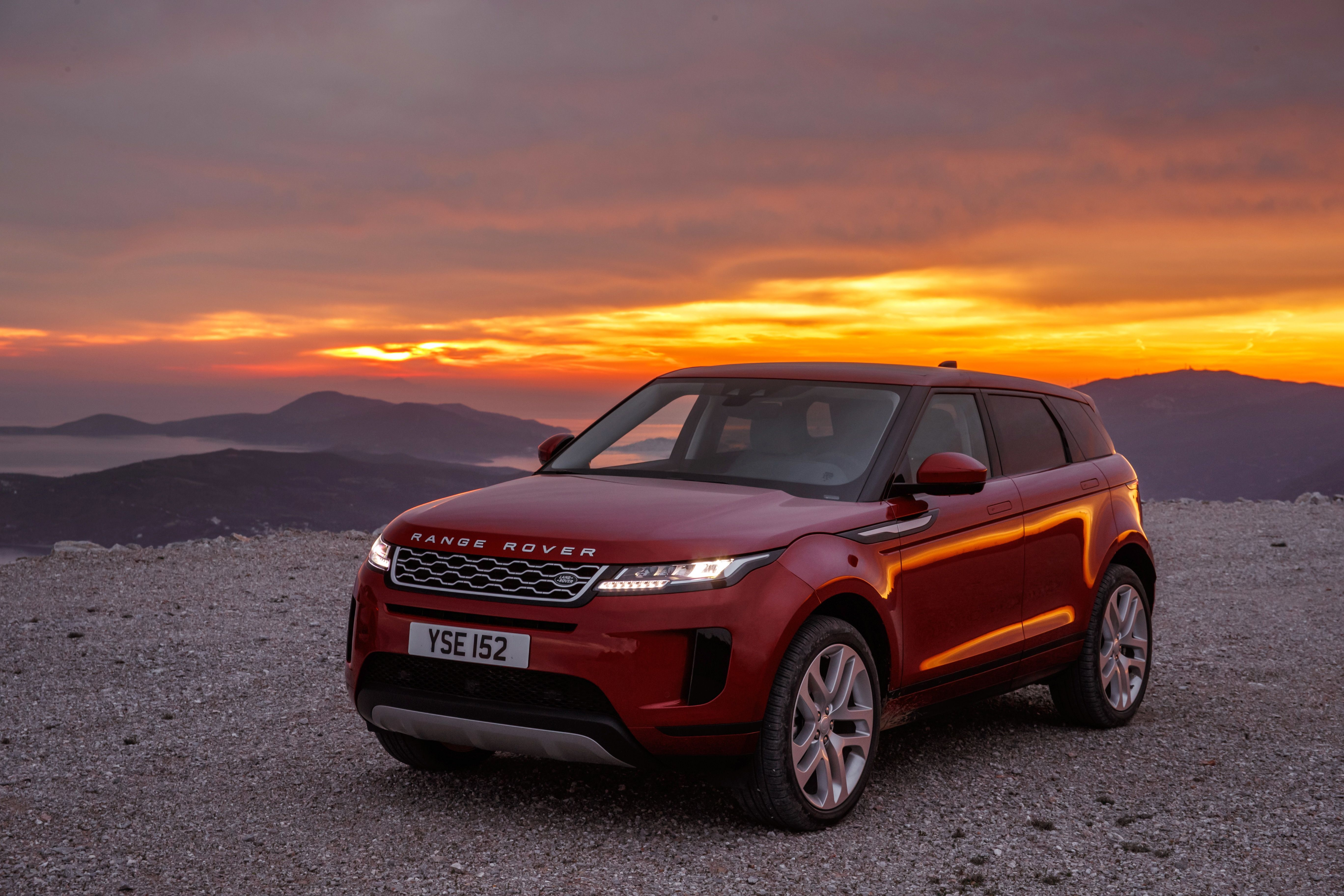 2019 Range Rover Evoque D240 S (With images) Range rover