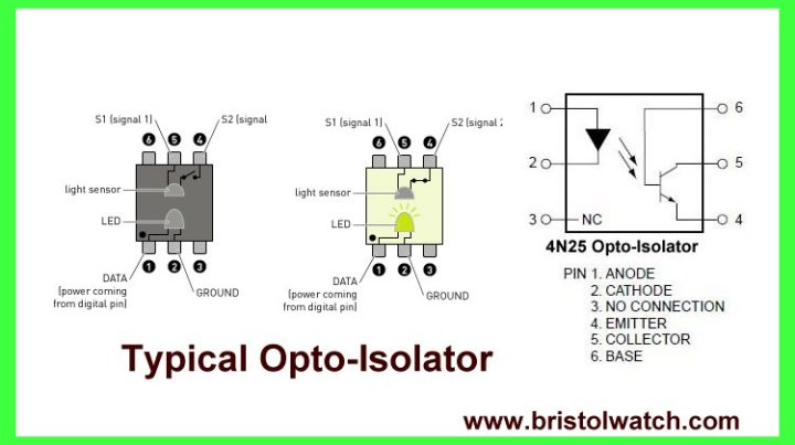 Remote Control Mains Switch besides Water Towers Water Level Controller additionally Optoacoplador 20moc3021 20y 20tiristor 20triac 20bta08 20600b 20con 20pic16f88 moreover 4n25 Pinout Datasheet Optocoupler together with Index php. on 4n25 circuits