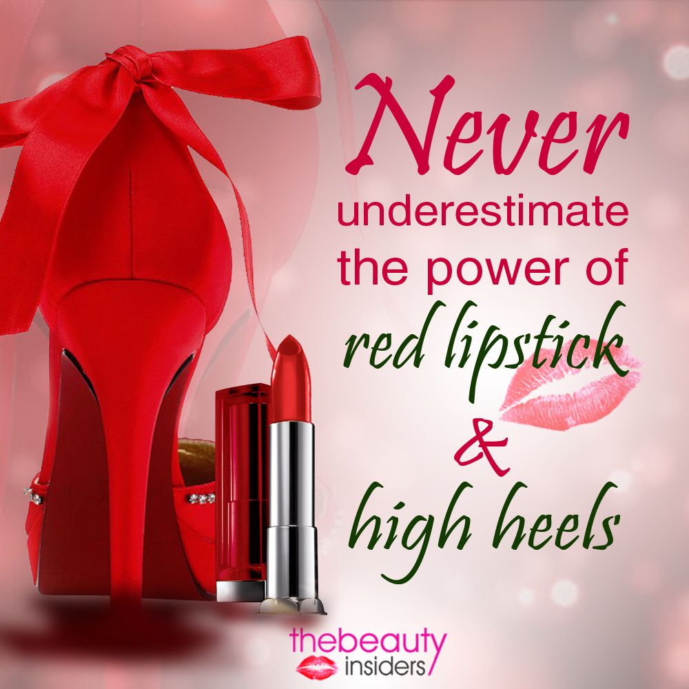 Quote for the day. Don't underestimate the power of RED