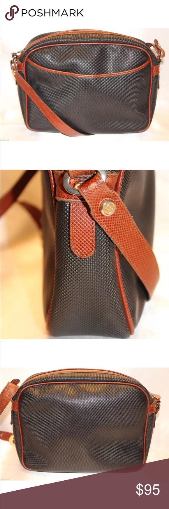 Bottega veneta Leather Crossbody bag Italy Style  Marco polo b8be513af2e1e