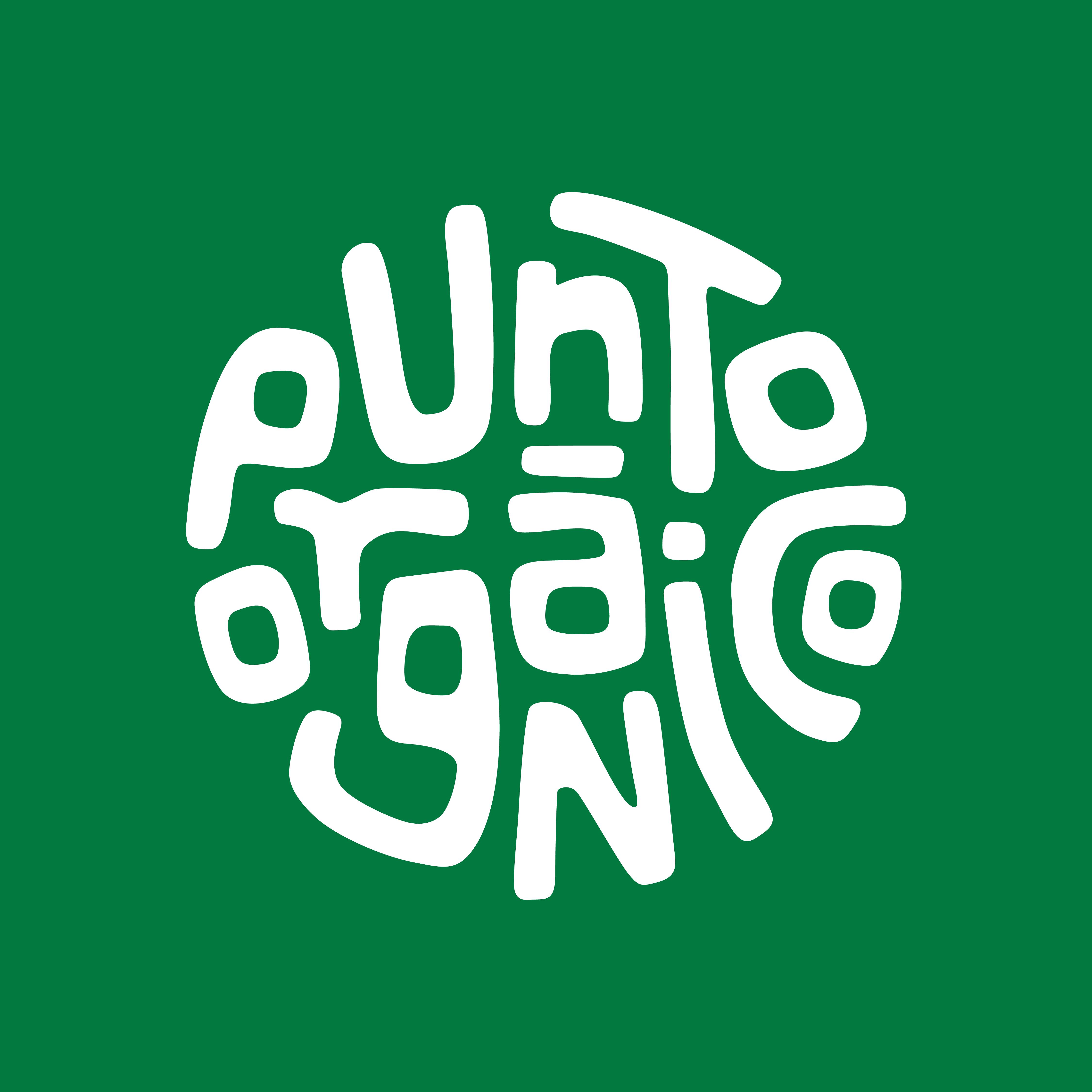 Punto Organico Organic Spot Designer Amanda Hirakata Firm Infinito Peru Year 2010 Organicspot Ama Graphic Design Logo History Logo Typographic Logo