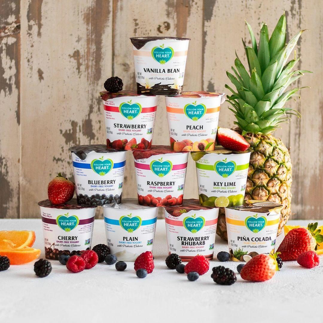 Get Cultured With These Vegan Yogurts Brands December 2019 Peta Dairy Free Yogurt Vegan Yogurt Brands Vegan Yogurt