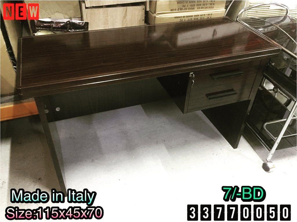 Study 📖/ computer 💻Table Wood Size 115x45x70 brown dark