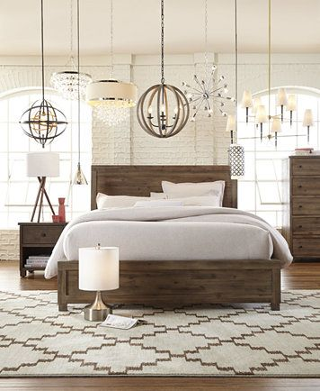 Canyon Bedroom Furniture, 3 Piece Bedroom Set, Only at Macy\'s ...