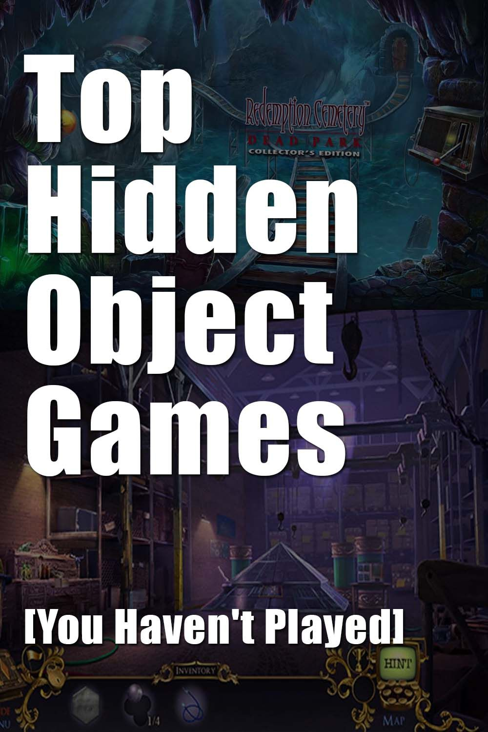 Discover the highest rated hidden object games