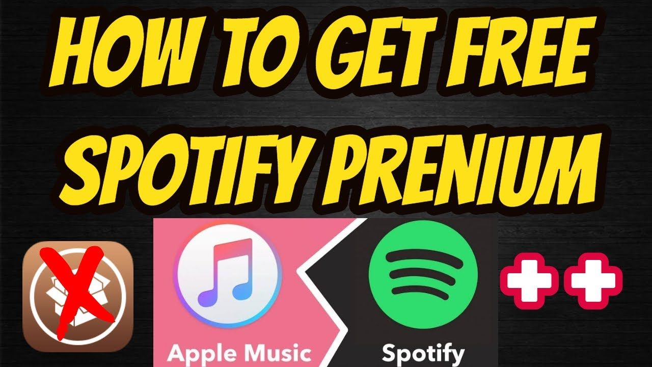 Free spotify premium androidios how to get spotify