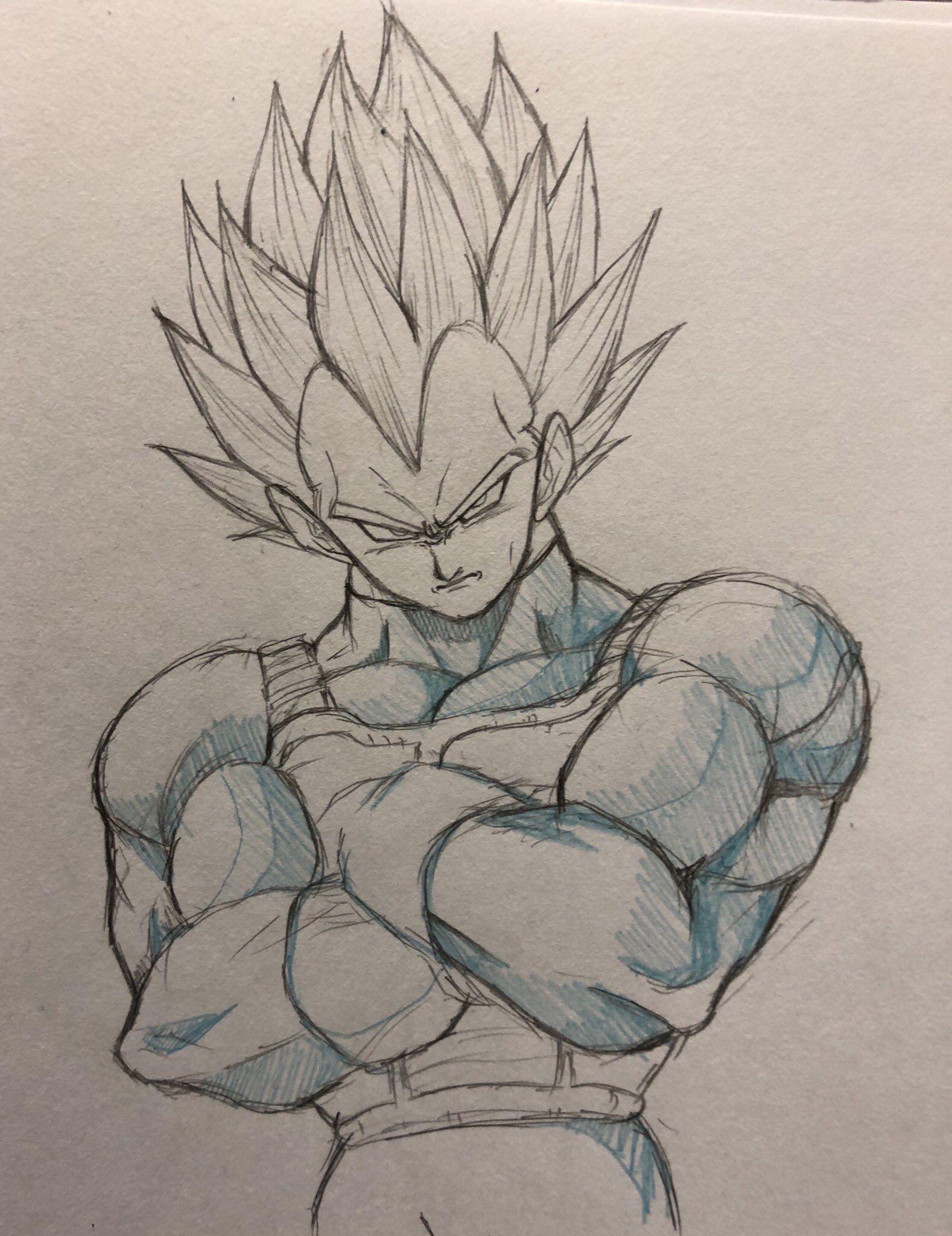 Best anime drawings dbz drawings pencil drawings manga dragon