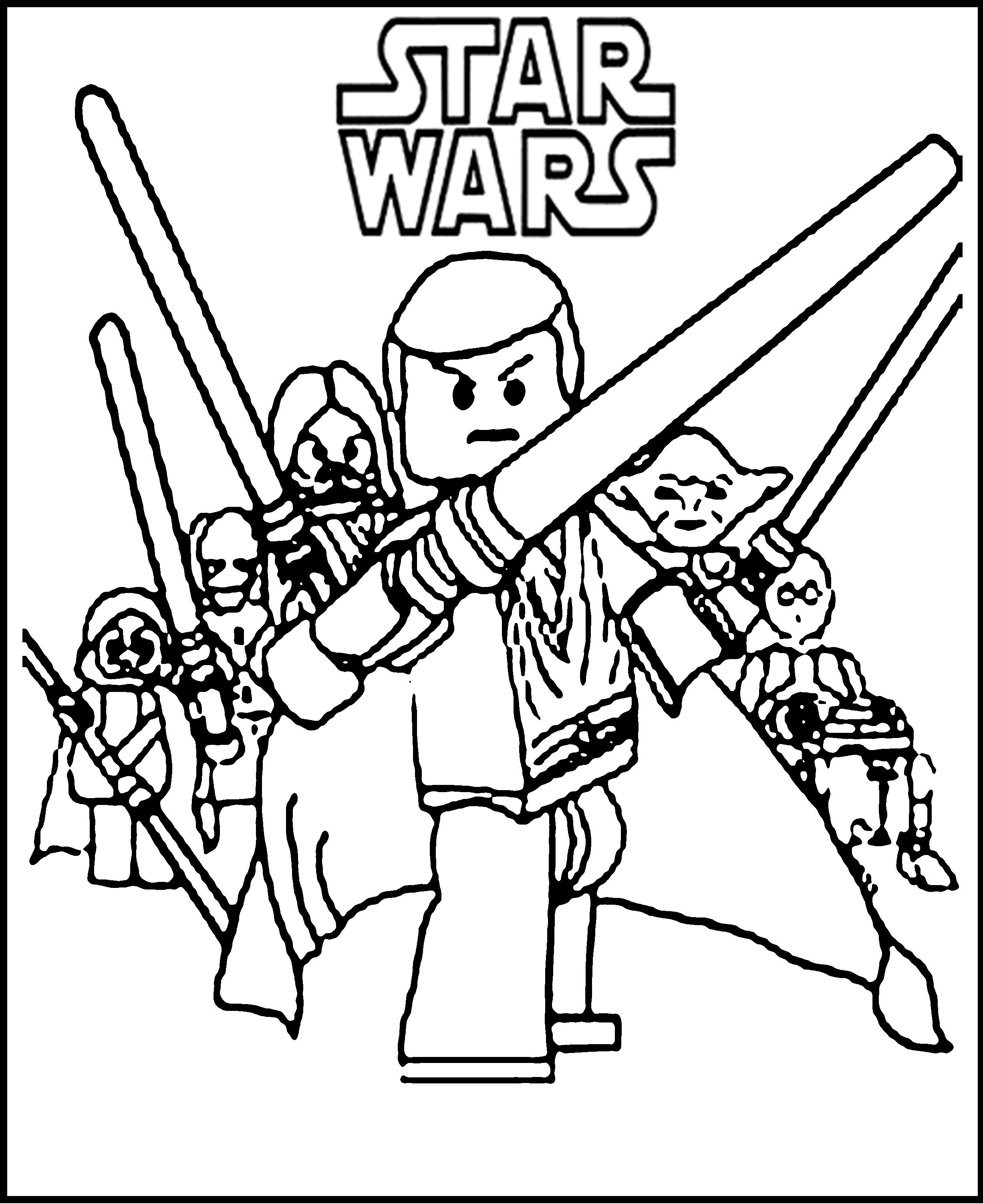 Free coloring pages for exercise - Star Wars Coloring Pages Ginorma Kids Thingkid 5881 Star Wars Az Coloring Pages