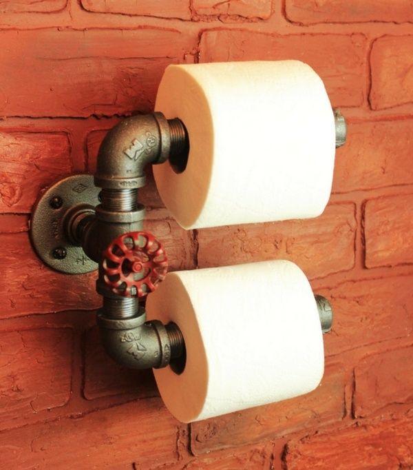 Rangement Papier Toilette : 24 Idées Tendance & Originales