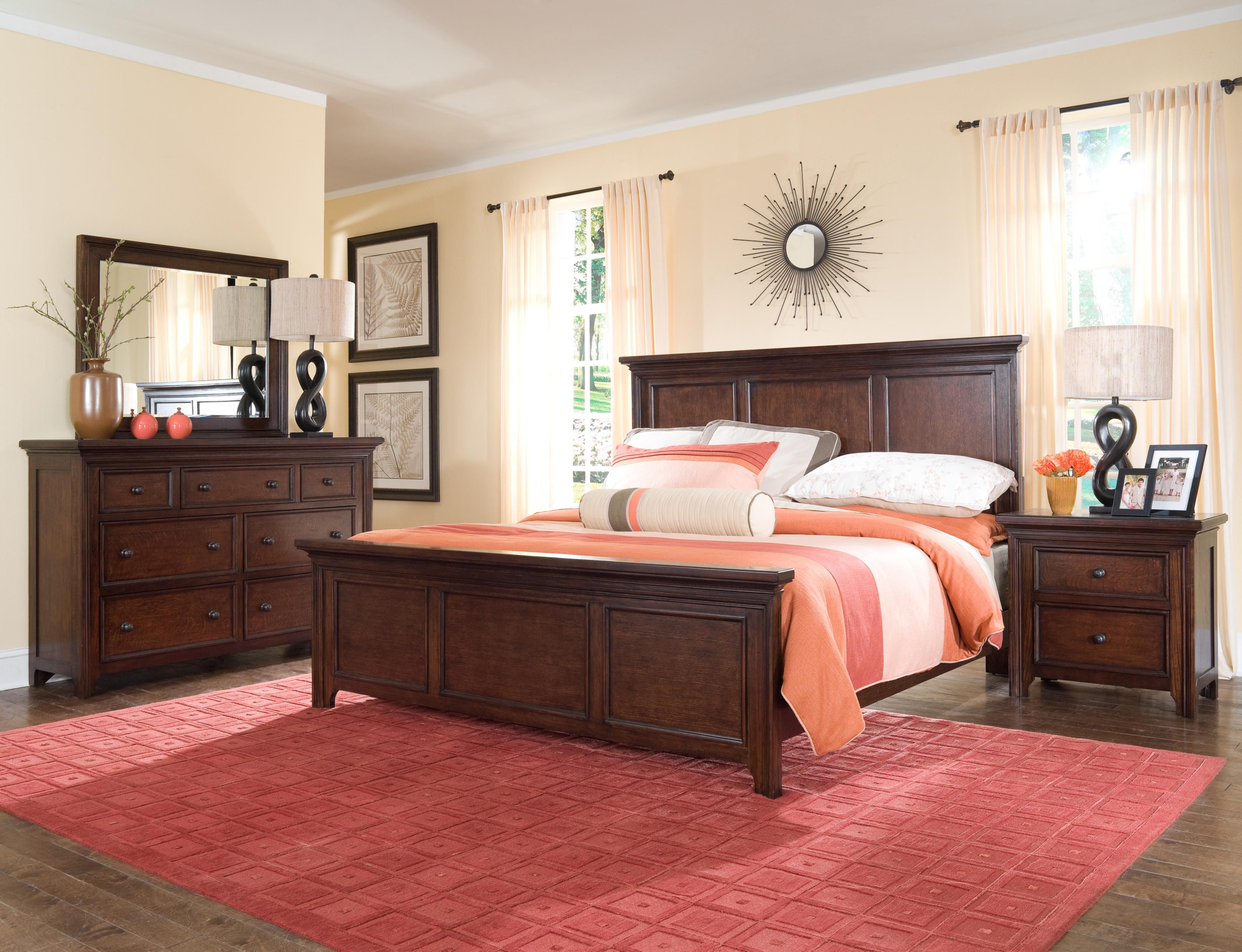 Abbott bay by broyhill furniture home inspiration - Unique bedroom furniture for sale ...