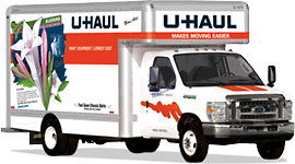 Uhaul out of state rental