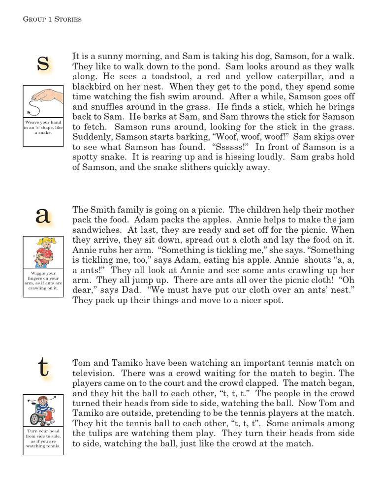 jolly phonic stories pdf | Teaching | Jolly phonics, Phonics