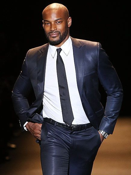 Suit and Tie Bulges | Formal men outfit, Tyson beckford ...