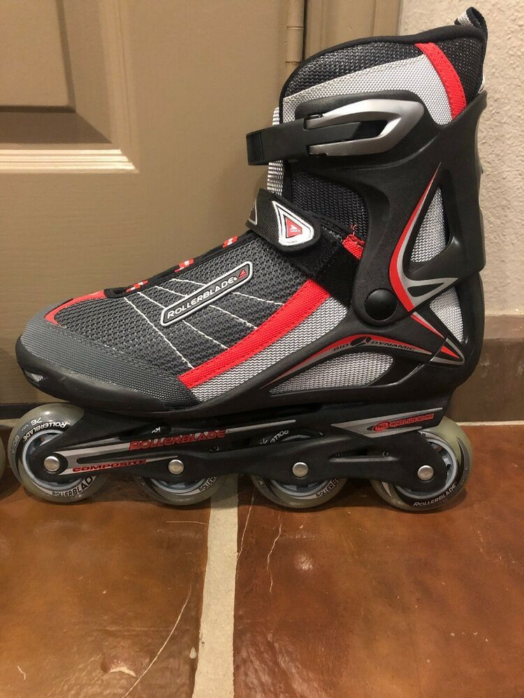 d387256b7a2 Sporting Goods. by Outdoor Sports. Advertisement(eBay) Rollerblade  ZetraBlade II 2 Roller blade Inline Skates - Size 10