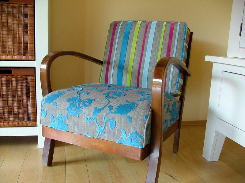 einzigartiger 50er jahre sessel designerst ck. Black Bedroom Furniture Sets. Home Design Ideas