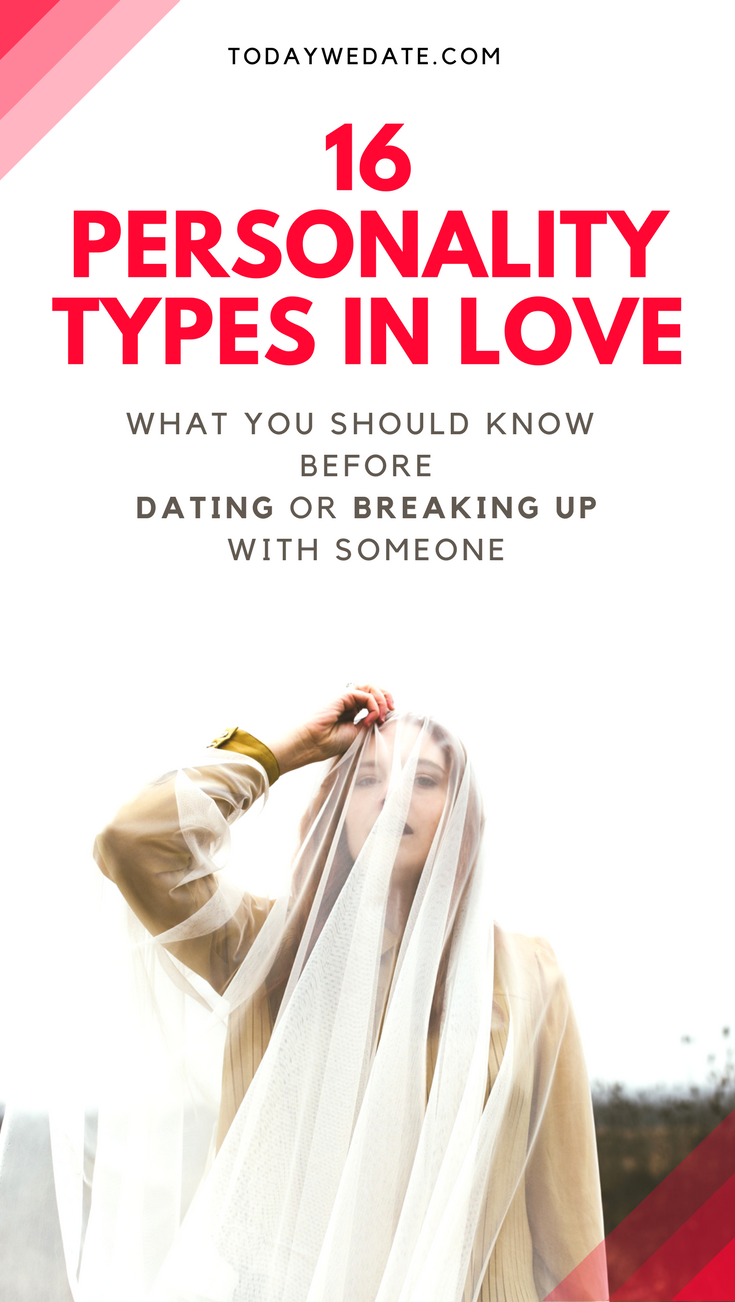 The Myer-Briggs Personality Types In Love and Dating - What