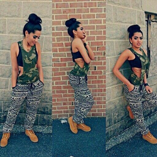 Thug life style fashion pretty cool girl  e75dbf99f7a