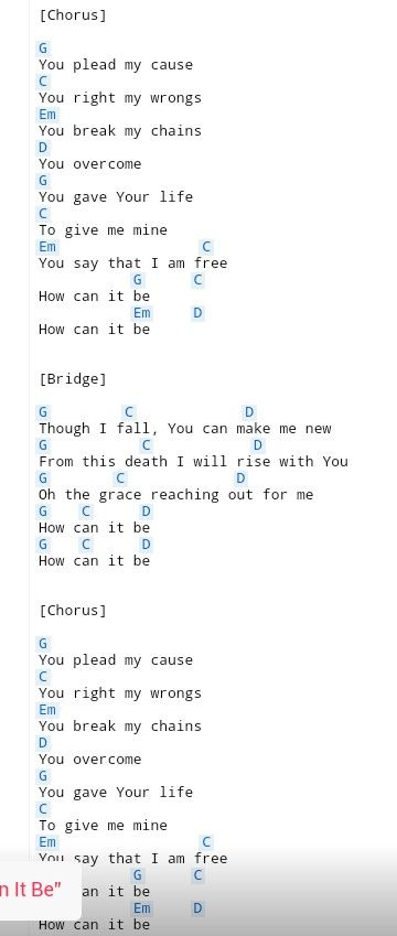 How can it be (2) | My passion | Pinterest | Guitars, Sheet music ...