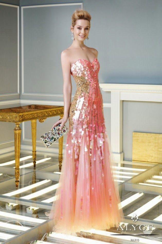 Fenomenales vestidos de lentejuelas para fiesta | Colección de ...