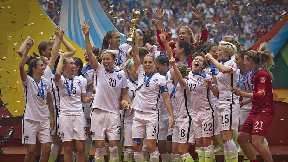 FIFA Women's World Cup on Fifa women's world cup, World