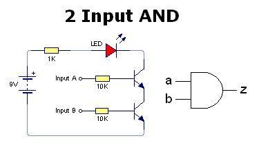 Digital Logic Gates Just Using Transistors Gates and Tech