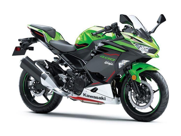 Kawasaki Ninja 400 2021 - rk motors