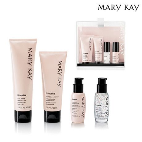 I Found This Amazing Mary Kay Timewise Miracle Collection Gift Set