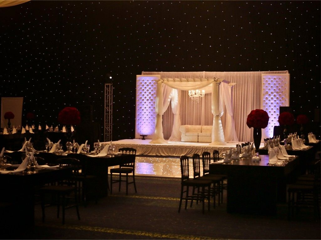 Hindu Wedding Reception At Hard Rock Hotel Punta Cana