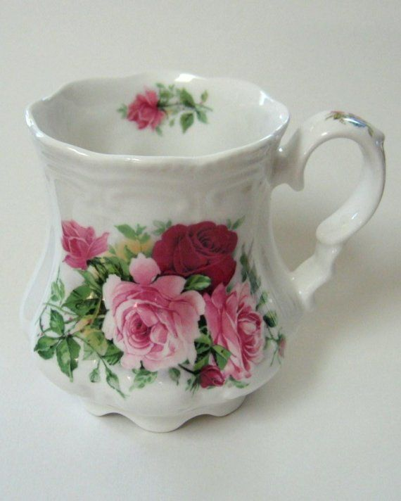 I want to design a whole tablescape around this cup.