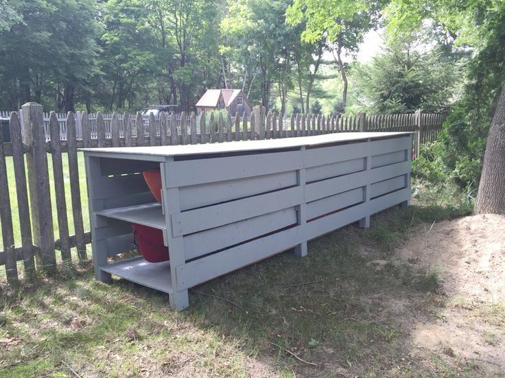 Ordinaire Marvelous Outdoor Kayak Storage Shed Kayak Shed, All Reclaimed Wood Too!
