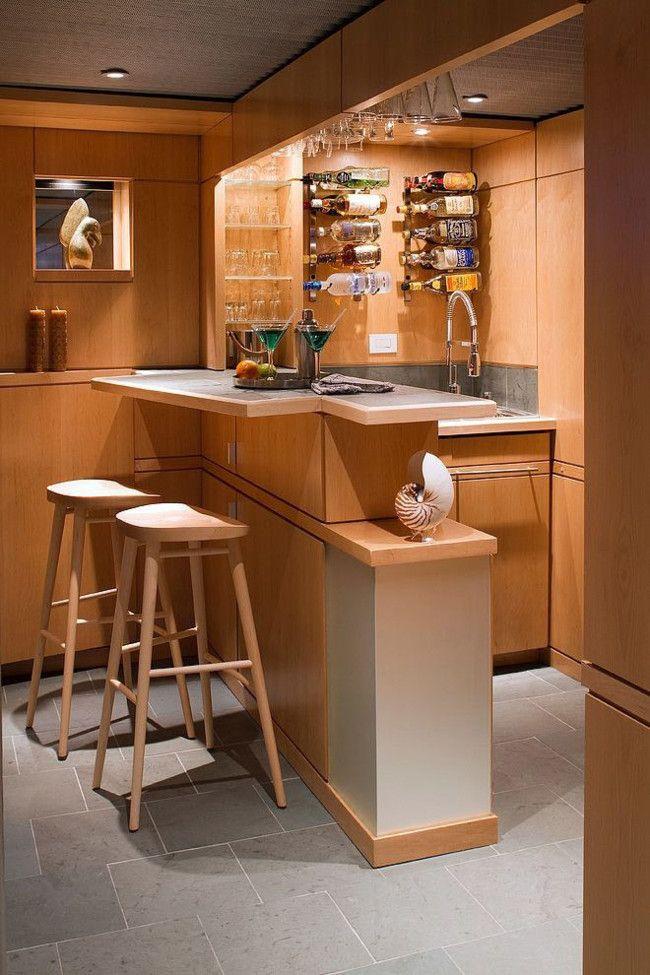 Bar Moderno 8 | COSINAS | Pinterest | Bar moderno, Bar y Moderno